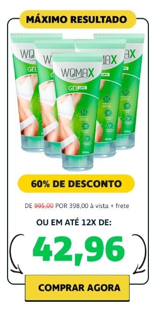 comprar 5 womax gel